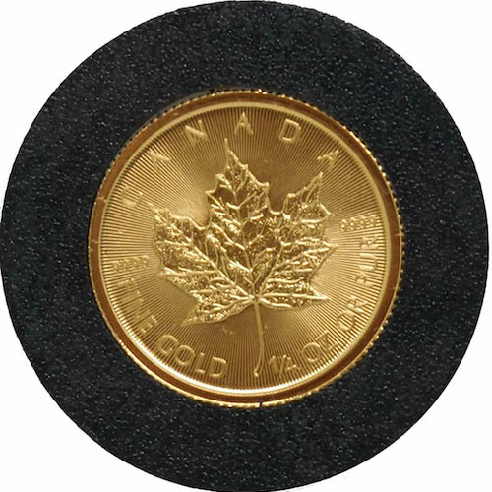 5 OZ Gold Royal Canadian Mint Bar in Canada