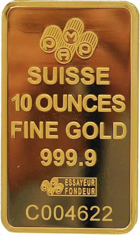 Suisse Gold Bar