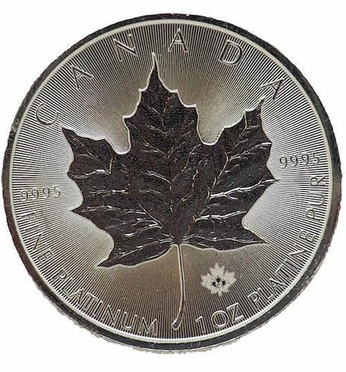 Canada Platinum Coin