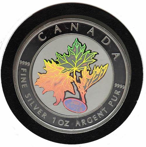 Canada Ounce Silver Coin